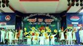 Liên hoan nhóm ca khúc Chú ve con 2018: Trường THPT Phú Nhuận đoạt giải nhất