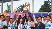 Sân chơi thể thao của sinh viên Việt tại Hàn Quốc