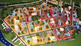Xử lý nghiêm vi phạm xây dựng tại dự án KCN Phong Phú