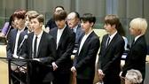 Nhóm nhạc K-pop đầu tiên phát biểu trực tiếp tại LHQ