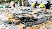 4 nước phối hợp triệt phá nhóm buôn ma túy quốc tế