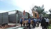 Tòa bác yêu cầu khởi kiện của người xây dựng trái phép