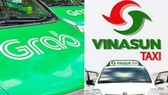 Grab phải bồi thường Vinasun hơn 4,8 tỷ đồng