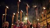 Argentina đối mặt biểu tình lớn