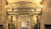 Chống ngập cho khu hầm mộ hơn 2.000 năm tuổi