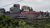 Đại sứ quán Mỹ tại Caracas. (Nguồn: Washington Post)