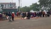 Khởi tố vụ án xe khách đâm 7 người chết ở Vĩnh Phúc