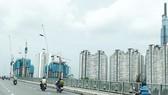 Một số dự án nhà ở đang triển khai  xây dựng tại TPHCM      Ảnh: Huy Anh