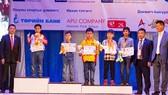 Việt Nam nhất toàn đoàn nam - Giải vô địch cờ vua trẻ Đông Á lần thứ 2-2017