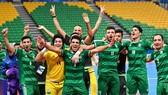 Nafit Al Wasat (Iraq) tỏ rõ sức mạnh khi sớm giành vé vào tứ kết trước một lượt trận. Ảnh: T.L