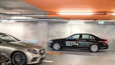 Thử nghiệm giải pháp đậu xe tự động