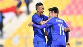Thái Lan đang hướng tới lần thứ 16 vô địch SEA Games. Ảnh: T.L