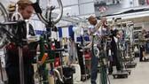 Một nhà máy ở London, Anh. Ảnh: CAD Jewellery Skills