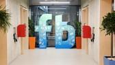 Trụ sở mới của Facebook tại London. Ảnh: REUTERS