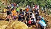 Bão Kai-tak gây sạt lở nhiều nơi tại Philippines