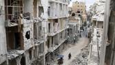 Chính phủ Syria chi 138 triệu USD tái thiết Aleppo