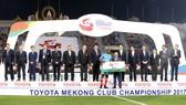 Với nỗ lực tuyệt vời Sanna Khánh Hòa đạt Huy chương bạc Toyota Mekong Championship Cup 2017
