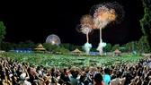 Vui chơi giải trí Tết tại Công viên Văn hóa Đầm Sen