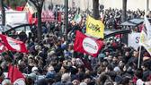 Biểu tình chống phân biệt chủng tộc ở Italia