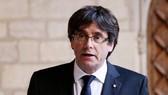 Cựu Thủ hiến vùng Catalonia Carles Puigdemont