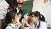 Khám bệnh miễn phí và tặng quà đồng bào tại Đắk Nông
