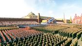 Quang cảnh lễ diễu binh kỷ niệm 73 năm Ngày Chiến thắng phát xít