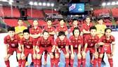 Đội tuyển nữ futsal Việt Nam đã gây tiếng vang lớn ở giải vô địch châu Á 2018