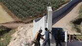 Thổ Nhĩ Kỳ hoàn tất tường dọc biên giới Syria