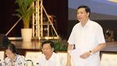 Ông Nguyễn Đức Long, Chủ tịch UBND tỉnh Quảng Ninh. Ảnh: Thanh Niên