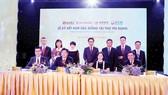 Ngân hàng Sài Gòn (SCB) & 3 ngân hàng Hồng Kông ký kết hợp tác đồng tài trợ tín dụng
