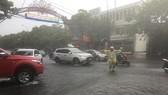 Miền Trung mưa lớn