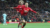 Manchester United nhọc nhằn thắng Newcastle