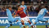 Tâm điểm của vòng 10 - Serie A là cuộc đối đầu giữa Napoli và AS Roma