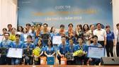 """Trường THPT Chuyên Lê Hồng Phong giành giải nhất cuộc thi """"Cùng non sông cất cánh"""""""