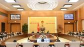 Phó Chủ tịch Quốc hội - Đại tướng Đỗ Bá Tỵ gặp mặt  thương binh, bệnh binh và gia đình liệt sỹ tiêu biểu