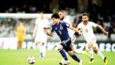 Ngòi nổ Minamino của Nhật Bản thi đấu ấn tượng trước Iran