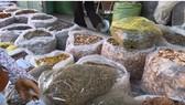 Dược liệu bán tràn lan, không nhãn mác trên thị trường