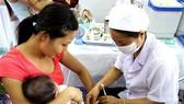 Vẫn tiêm vaccine ComBe Five trên toàn quốc