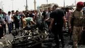 Iraq: Đánh bom xe tại Mosul