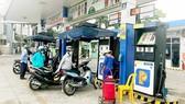 Các cửa hàng vẫn đảm bảo đủ xăng, dầu phục vụ khách hàng