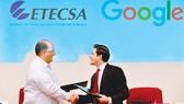 Ký kết văn kiện hợp tác giữa Google và tập đoàn truyền thông nhà nước Cuba Etecsa