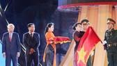 Tỉnh Phú Yên đón nhận Huân chương Độc lập Hạng Nhất.