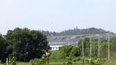 Bãi rác thải Nam Sơn.