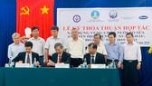 Lãnh đạo Cục Thú y, Sở NN&PTNT tỉnh Tây Ninh và Công ty Vinamilk ký kết thỏa thuận hợp tác xây dựng vùng chăn nuôi bò sữa an toàn dịch bệnh (giai đoạn 2019 – 2022)