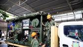 Binh chủng Hóa học (Bộ Quốc phòng) xử lý, tẩy độc Công ty Rạng Đông