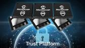 Trust Platform của Microchip giúp lưu trữ khóa an toàn bằng phần cứng
