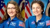 Chuyến đi bộ trong không gian của 2 nữ phi hành gia