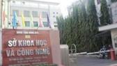 Nguyên Giám đốc Sở KH-CN Đồng Nai Phạm Văn Sáng bị khai trừ Đảng