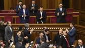 Các nghị sĩ Ukraine đã bỏ phiếu thông qua dự luật bãi bỏ luật cấm bán đất nông nghiệp. Ảnh: TTXVN