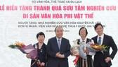 Thủ tướng Nguyễn Xuân Phúc tặng quà gia đình nhà nghiên cứu Nguyễn Hải Liên